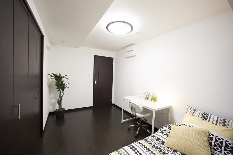 大容量の収納スペースで住空間もスッキリ広々