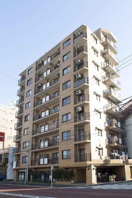 駒込駅より徒歩8分、人気の昭和小学校学区内
